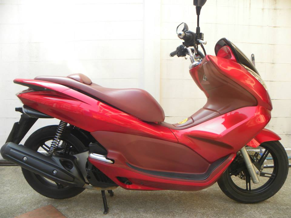 pcx red